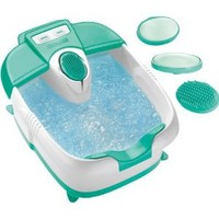 Amazon.com: NEW True Massaging Foot Bath with Bubbles and Heat (Small Appliances): Everything Else