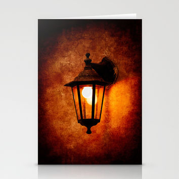 The Age Of Electricity Stationery Cards by Digital2real
