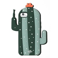 Prickly Cactus 3D Phone Case for iPhone 7 or 8