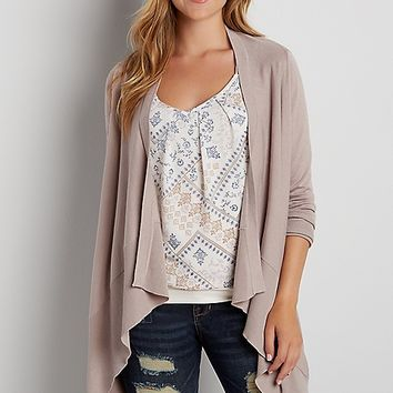 waterfall cardigan | maurices