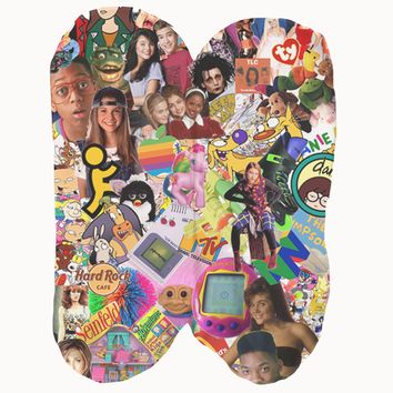 90s Collage SOX