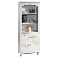 "Sauder Harbor View 72.25"" Bookcase"