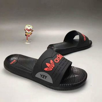 Adidas Woman Fashion Casual Sandals Slipper Shoes