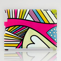 Fake Colors iPad Case by Danny Ivan