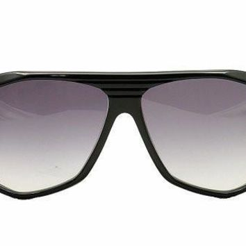AUGUAU Cazal  Sunglasses, Shiny Black Gold 59 mm