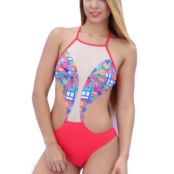Mosaic One Piece