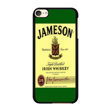 Jameson Wine Irish Whiskey iPod Touch 6 Case
