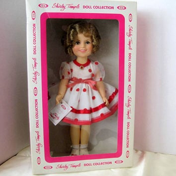 """Vintage MIB 1982 Ideal 12"""" Shirley Temple Doll"""