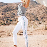 VS Siren Mid-rise Ankle Jean - Victoria's Secret