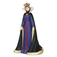 Precious Moments® Disney® Showcase Black as Night Evil Queen Figurine