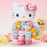 SANRIO Hello Kitty Birthday Special Plush Limited Doll from Japan