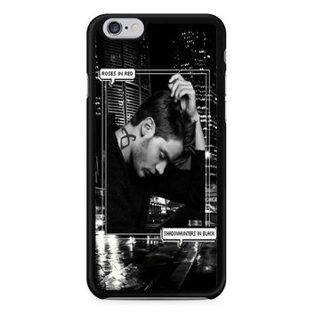Alec Lightwood Shadowhunters In Black iPhone 6/6s Case