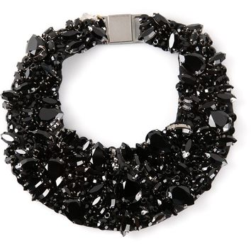Brunello Cucinelli Swarovski crystal necklace