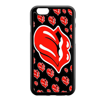 the rolling stones iPhone 6 Case