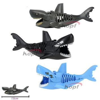 97f9887792695 Single Sale Pirates of the Caribbean Figures Ghost Zombie Shark