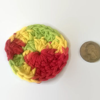 face scrubbies, makeup remover, cotton washcloths, face cloth, crochet scrubbies, washable pads, pot scrubber, pot scrubbies, facial rounds