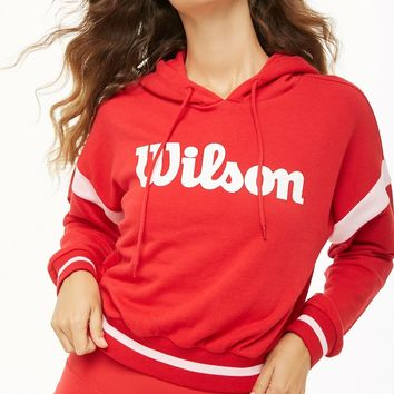 Wilson French Terry Hoodie