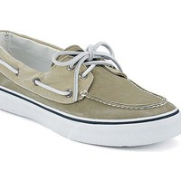 Men's Bahama 2 Eye Boat Shoe in Khaki by Sperry