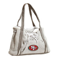 San Francisco 49ers NFL Property Of Hoodie Purse