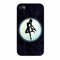 Sailor Moon In The Glitter Sky iPhone 4 Case