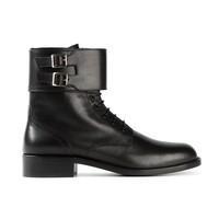 Saint Laurent 'Patti' lace-up boots