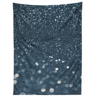 Lisa Argyropoulos Bubbly Blues Tapestry