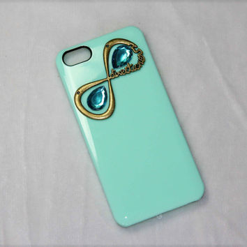 silvery blue rhinestone one direction iPhone case airplane iphone 4 4s 5 case 1D directioner phone case friendship love gifts trending