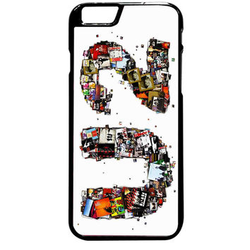 U2 Irish Dublin Rock Band Logo Music Band For iPhone 6 Plus Case *ST*