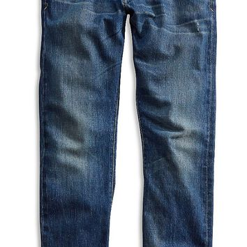 Lucky Brand 121 Heritage Slim Legend Mens Straight Jeans - Hyacinth