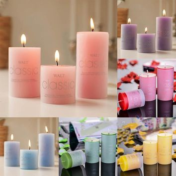 1 Pcs Scented Candles Craft Candle, Smokeless For Aromatherapy