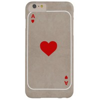 iPhone 6/6s heart Barely There iPhone 6 Plus Case