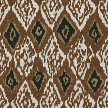 Robert Allen Fabric 220438 Crystal Cove Aztec
