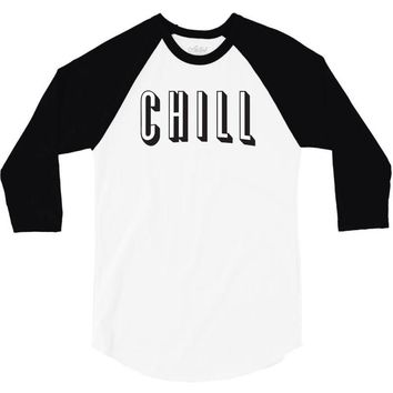 chill 3/4 Sleeve Shirt
