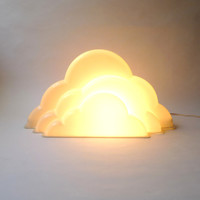 Amazing Modernist Cloud Lamp