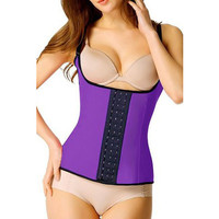 Bralette Sexy Comfortable Hot Stylish Summer Beach Slim Corset Pale Violet Shaped Palace Vest [4965396548]