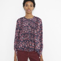 Apiece Apart Evi Pintuck Blouse | Bird Brooklyn