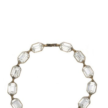 Marc Jacobs Hand Crystal Necklace - Marc Jacobs