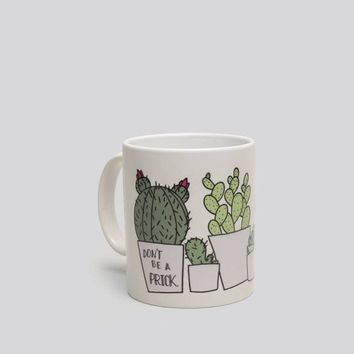 Don't Be A Prick Mug - Gypsy Warrior