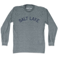 Salt Lake City Vintage Long Sleeve T-shirt