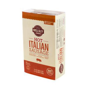 Wellsley Farms Fresh Italian Sausage