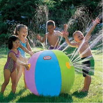 Inflatable Outdoor Water Ball Lawn Toy