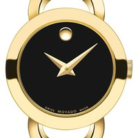 Women's Movado 'Rondiro' Bangle Watch, 22mm