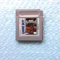 Castlevania Adventure 1989 Nintendo Game Boy Vintage Retro Rare! Clean! Action Adventure Platform NES Gameboy Konami Great Gift