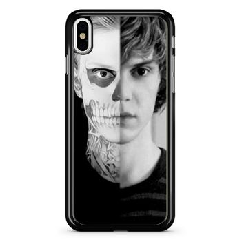 American Horror Story Skull Tate iPhone X Case