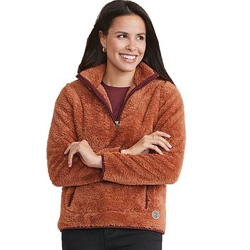Women's Re-Spun Sherpa Corbet by Marine Layer