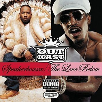 OutKast - Speakerboxxx/The Love Below [Explicit]