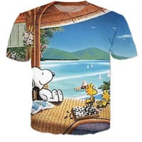 Snoopy Vacation
