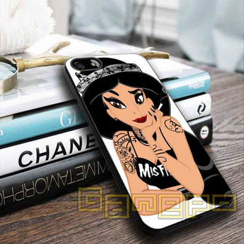 princess jasmine  For iphone 4/4s, iphone 5/5s,iphone 5c, samsung s3 i9300 case, samsung s4 i9500 case in Ganepo