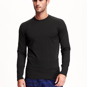 Old Navy Go Warm Base Layer Top For Men