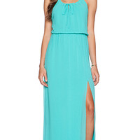 Rory Beca Asta Maxi Dress in Green